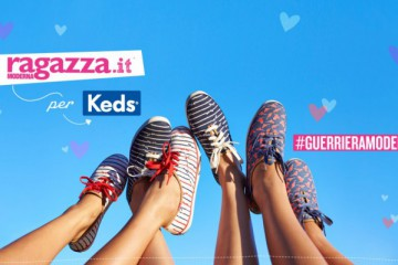 Ragazzamoderna.it per Keds