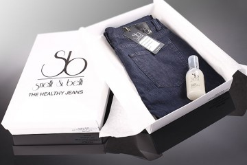 """Jeans """"cosmetici"""" made in Italy"""