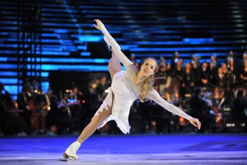 Intimissimi on ice OPERAPOP all'Arena di Verona