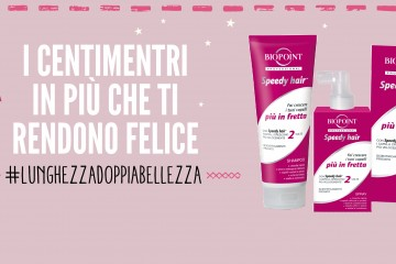 Biopoint Speedy hair