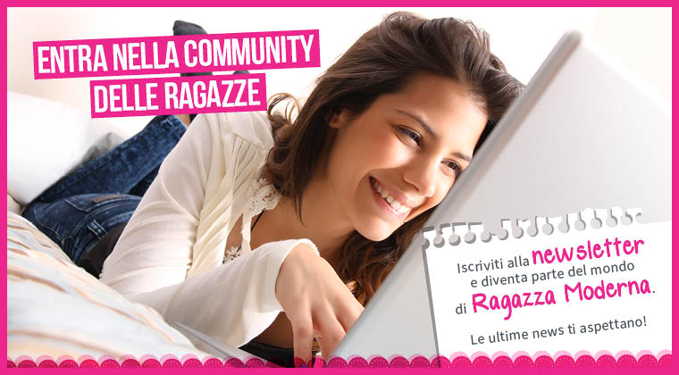 Newsletter-ragazza-moderna
