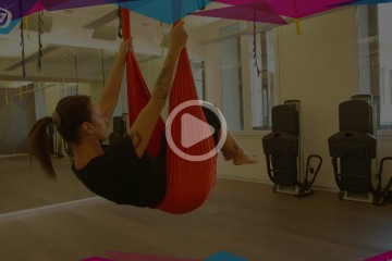 Antigravity Yoga