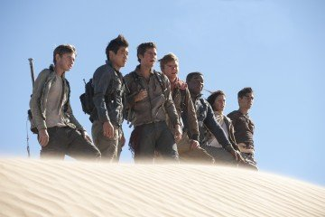 Maze Runner-La Fuga è in digitale con Fox