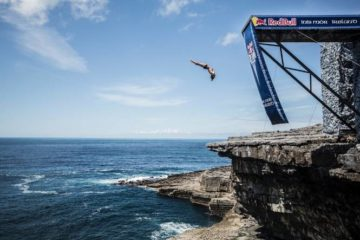 Il Cliff Diving in 5 punti
