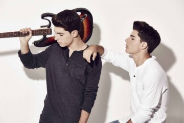 Breaking news: i Gemeliers di nuovo in Italia