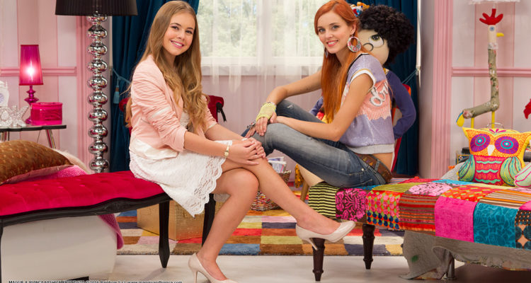 Maggie&Bianca. La serie tv a base di rock e fashion, amicizia e amore