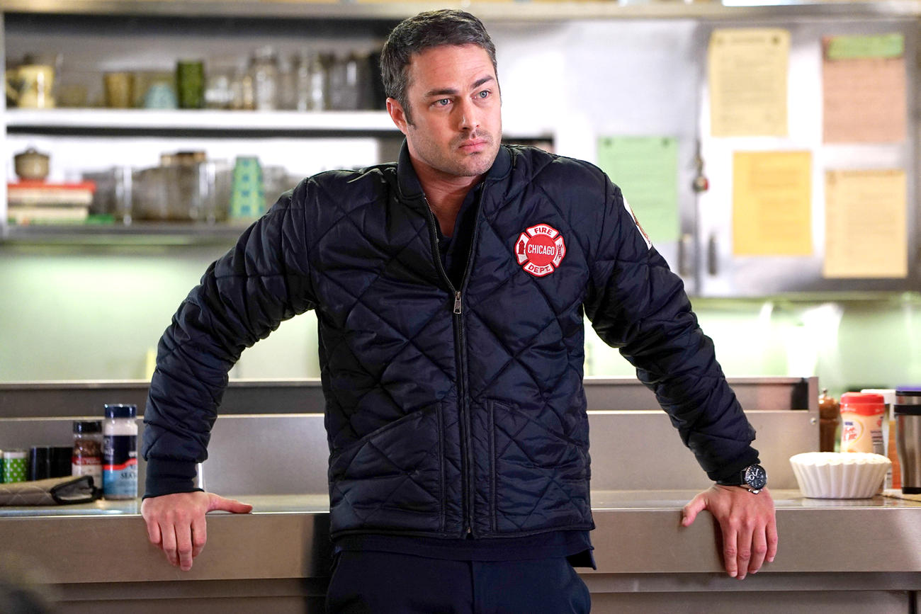Is the guy from chicago fire still dating lady gaga