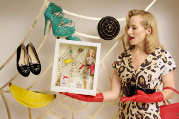Charlotte Olympia incontra Barbie per una capsule colection imperdibile