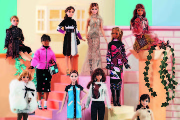 Fashion Week di Milano, in passerella anche la Barbie
