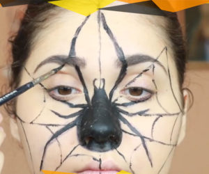"tutorial Halloween la ""Ragnatela"""