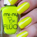 Linea Be Fluo color Yellow, Mi-Ny