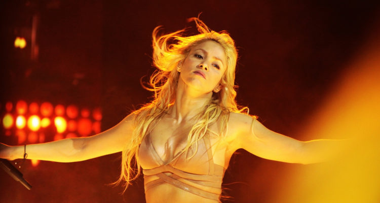 Shakira: l'Europa è in attesa dell'El Dorado World Tour
