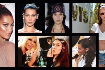 Scrunchie, mollette, cerchietti: gli accessori di Bella per capelli al top