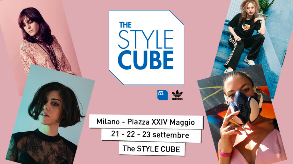 The Style Cube