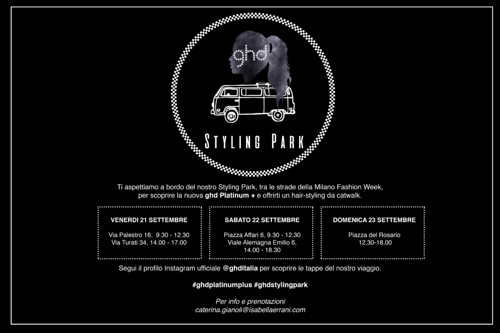 Styling Park GHD
