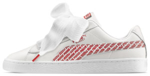 Puma Basket Heart per AW LAB