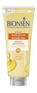 Bionsen 2in1 BODY SCRUB ZENZERO