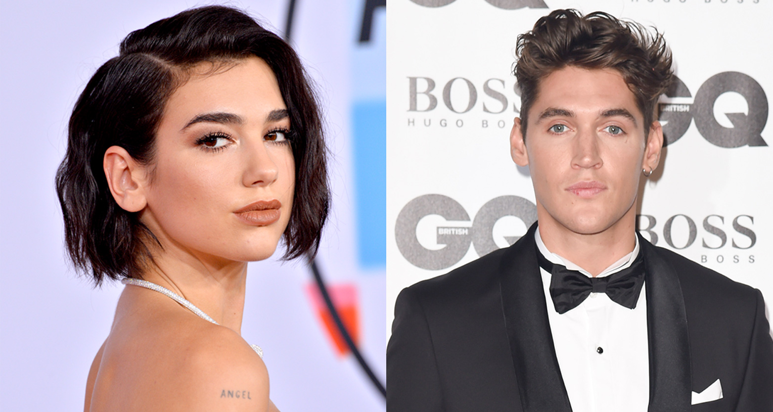 Decolla la love story tra Dua Lipa e Isaac Carew