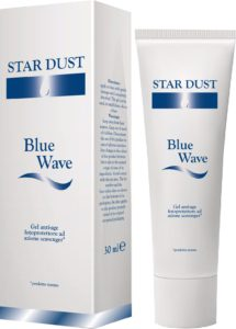 Star Dust Blue Wave