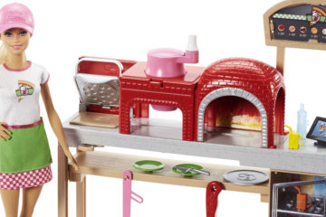La pizza rosa al gusto Barbie? Gustala per accrescere il GIRL POWER