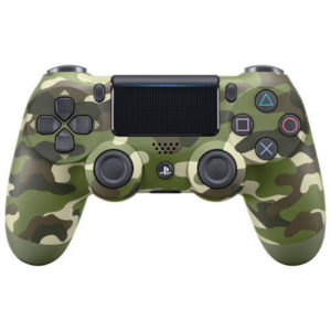 Gamepad SONY Play Station 4 camouflage