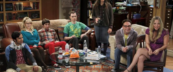 The Big Bang Theory conquista un canale su SKY!!